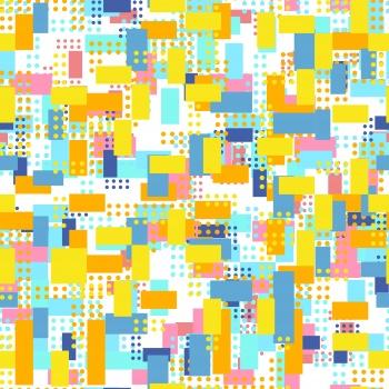 Joyful Geo Pattern