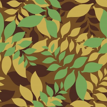 Leafy Camouflage