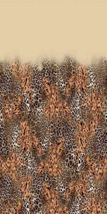 Leopard Border