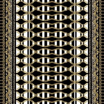 Leopard Stripes