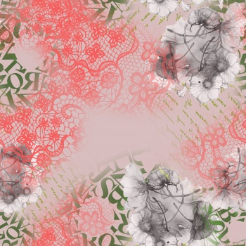 Letters-Flowers-Lace