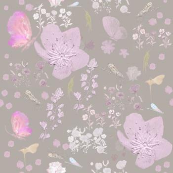 Light Pink Floral