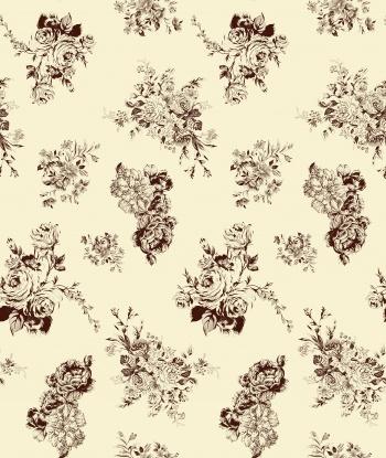 Line Art Flora