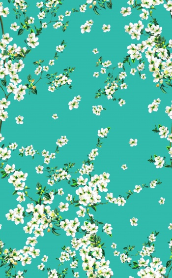 Mint colored Spring