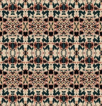Mirrorred Pattern