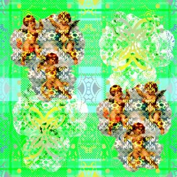 Mixed Ethnic prints