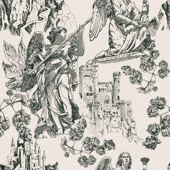 Mythologic Angels