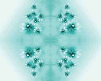 NeoMint Flowers
