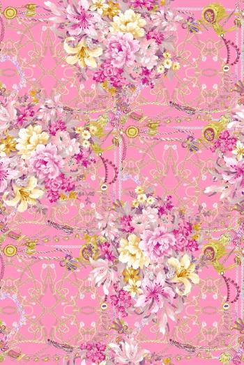 Paisley, flower