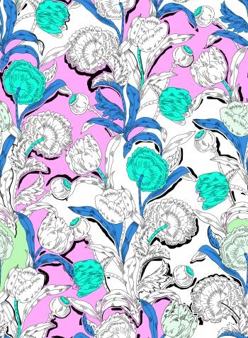 Pastel`s combination