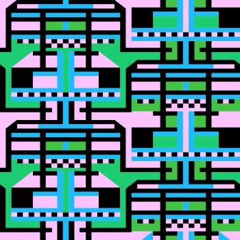 pattern path