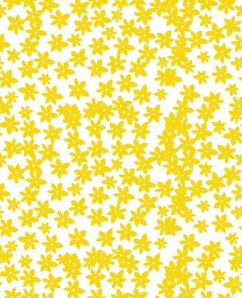 Petite yellow flowers
