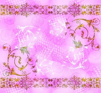 Pink Baroque