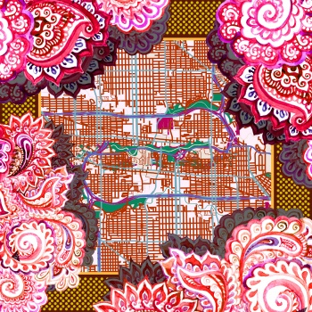 Pink Ethnic
