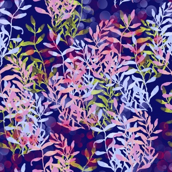 Pink Foliages