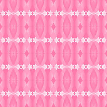 Pink geometric abstract