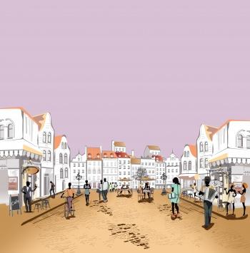 Pink Village