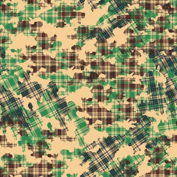 Plaid Camouflage