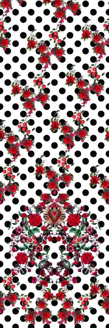 Polka-dot_Red