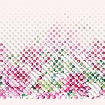 Polkadot-Flowers