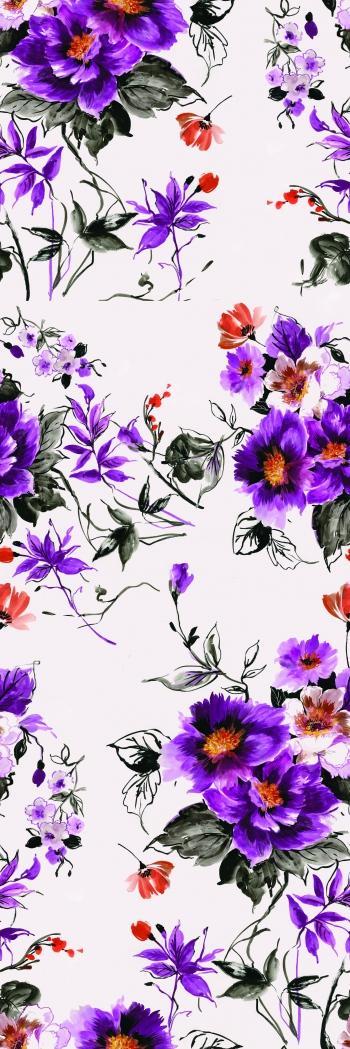 Purple Royal Robe