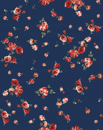 Red Roses on changeable background