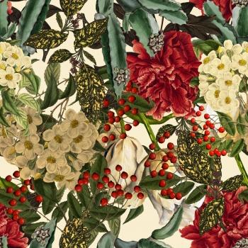 Red&White Botanic