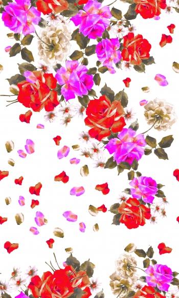 Rose Petals Rain