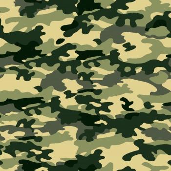seamless Camouflage pattern
