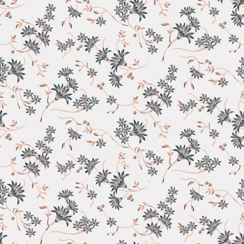 seamless small flower print