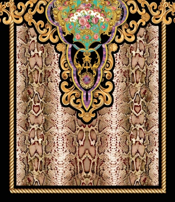 Snake&baroque