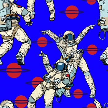 Space Dancers