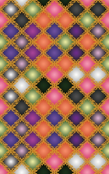 Squares and motifs