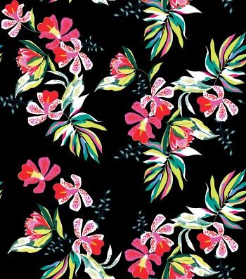 Stylised flowers_74