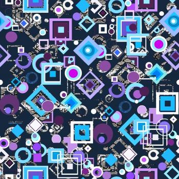 Textured Geometric Objects