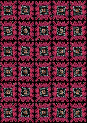 tribal squares