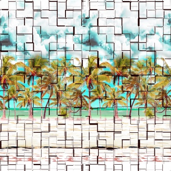 Tropical Beach v/2
