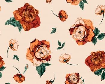 Turmeric Roses