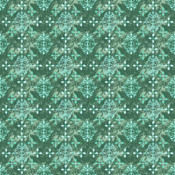 Vector ornamental pattern