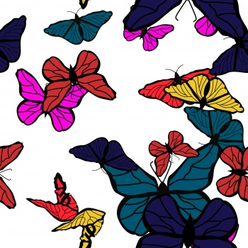 Vectorial Butterflies