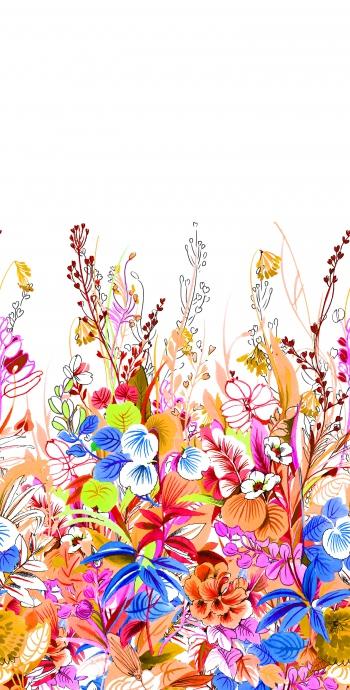 Vibrant Flora