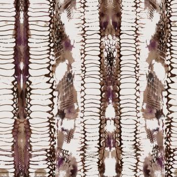 Watercolored SnakeSkin