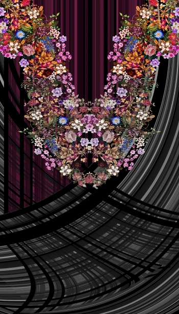 Wavy Flowers