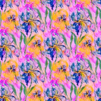 Wild Wild Iris