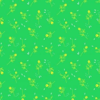 Yellow petal stripes